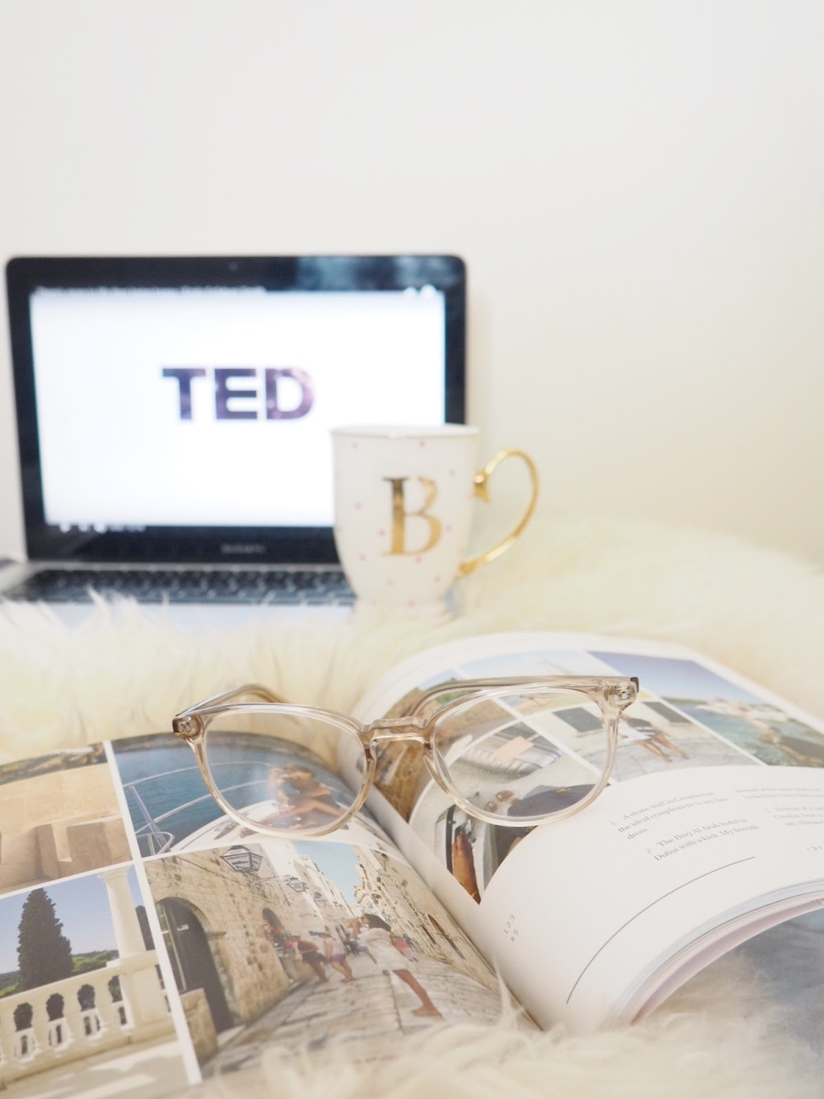 Ted Talk Laptop