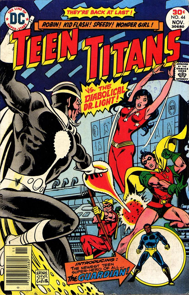 Teen Titans Tv Series