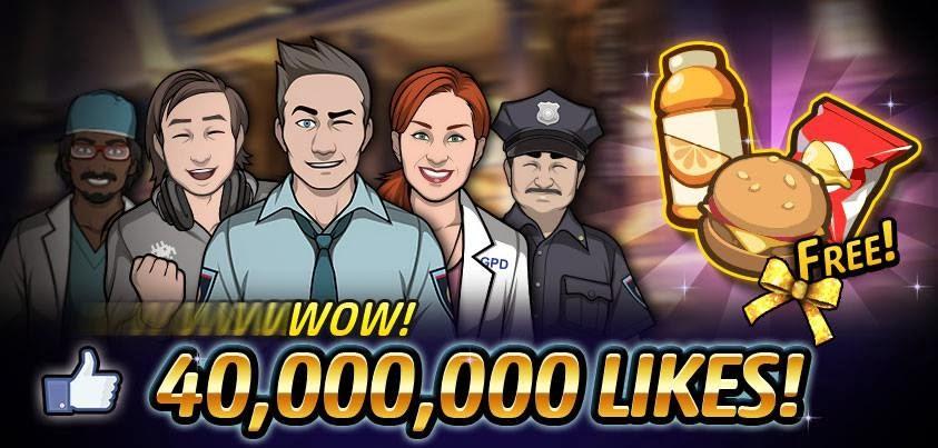Criminal Case Game On Facebook