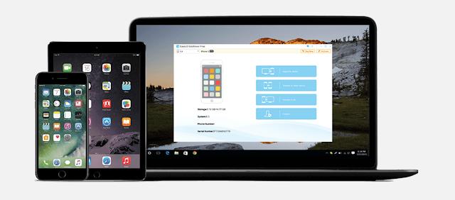 EaseUS MobiMover برنامج مجاني لنقل الملفات من هاتفك ايفون إلى الحاسوب والعديد من الوضائف الاخرى