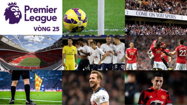 Ngoại hạng Anh trước vòng 25: Đấu Tottenham, Sanchez sẽ là thần tài của MU? 3