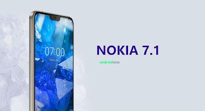 Nokia 7.1 Brief Description