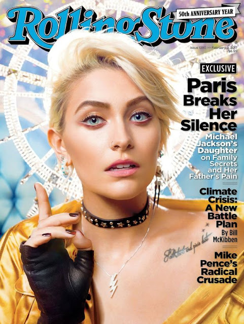 Paris Jackson Eager to Find and Capture Her Father Michael's Murderer!