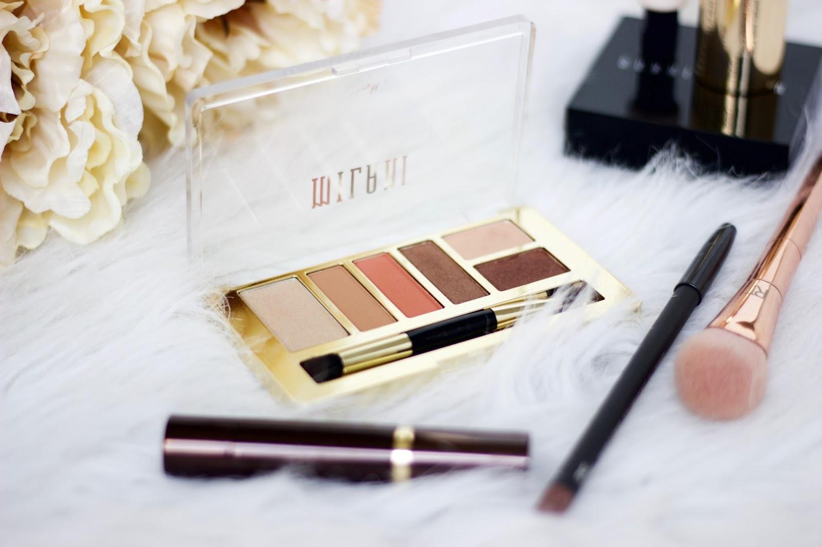 milani earthy eyeshadow palette
