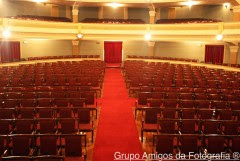 Auditório do Theatro Pedro II