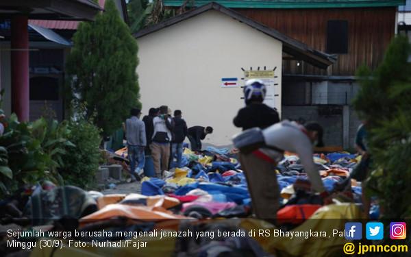 Gempa Seret Kampung Petobo Sejauh 2 Km, Rumah Dilumat Lumpur