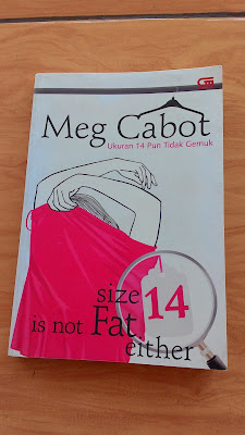 buku meg cabot buku size 14 is not fat either
