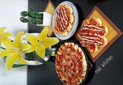 resep pizza rumahan sederhana