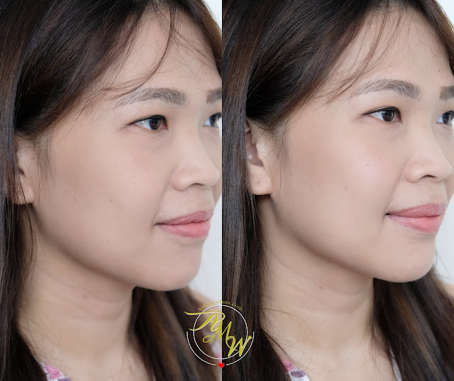 a photo of Maybelline Fit Me Blush review in shade Nude by Nikki Tiu of www.askmewhats.com