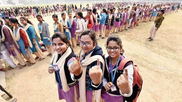 बिहार: पटना साहिब, पाटलिपुत्र सहित बिहार की 8 सीटों पर वोट आज