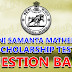 Question Bank: Odisha PMST 2018 (Stage-I, Class-VI) Question Papers [PDF]