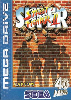 Rom de Super Street Fighter 2 - Mega Drive - PT-BR