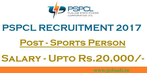 punjab govt jobs, pspcl online Application, pspcl website