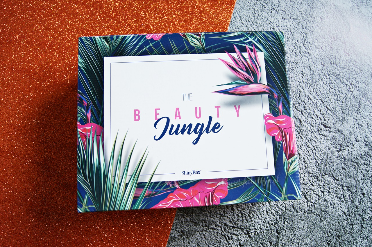 The Beauty Jungle - ShinyBox Sierpień 2017