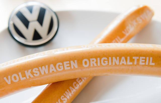 Το ξέρατε ότι η VW φτιάχνει και λουκάνικα;