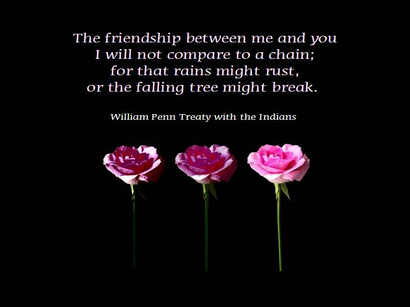 Quote On Love And Friendship