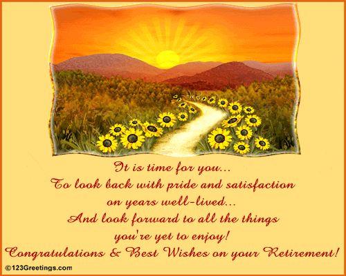 22 congratulation messages for retirement sweet love messages