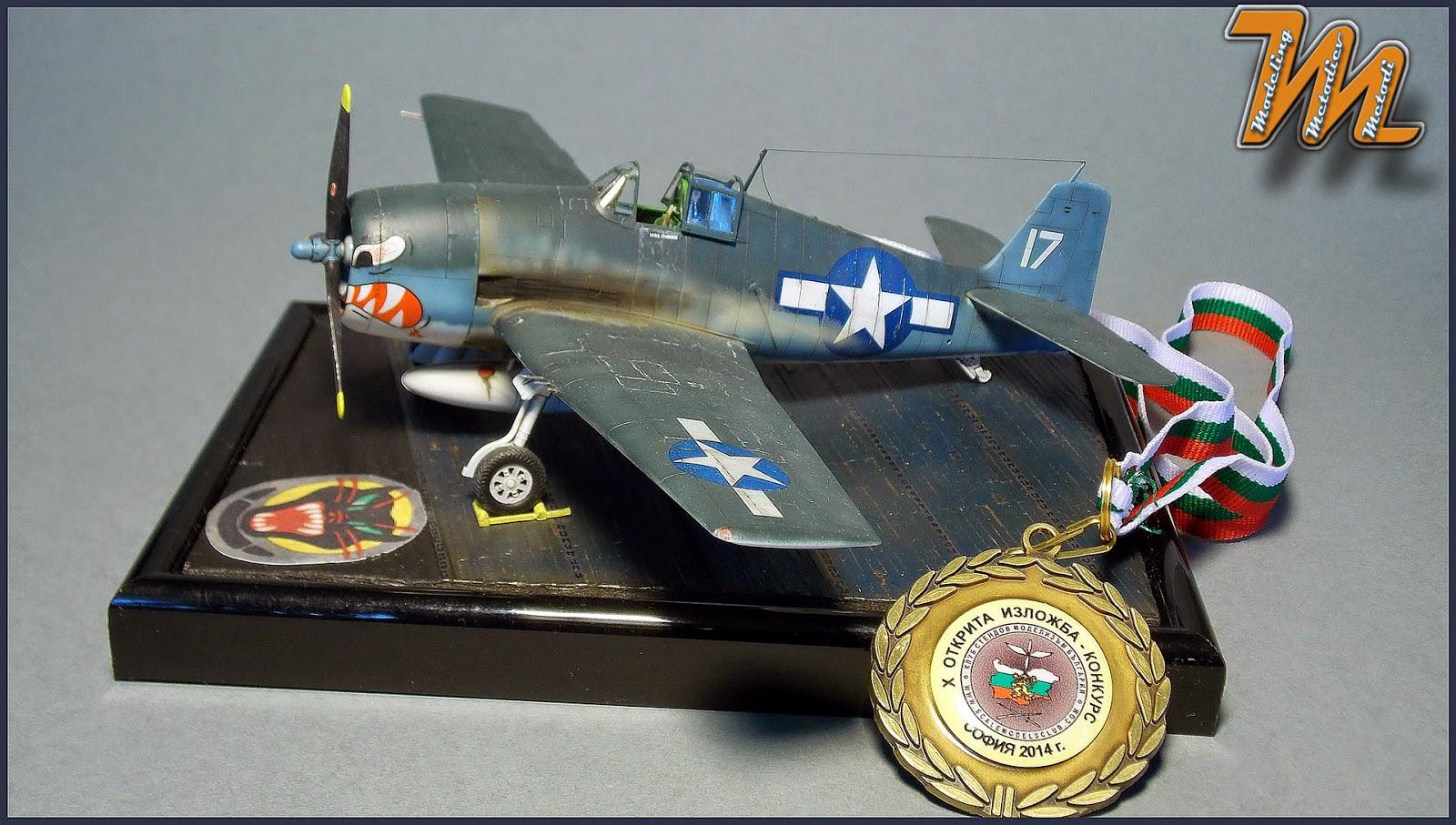F6F-3 Hellcat - Eduard :72