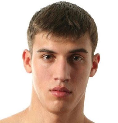 model gaya rambut pria tahun 2009