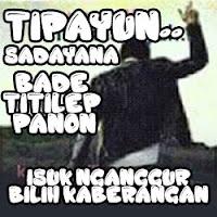 Status Fb Lucu Bahasa Sunda Terbaru