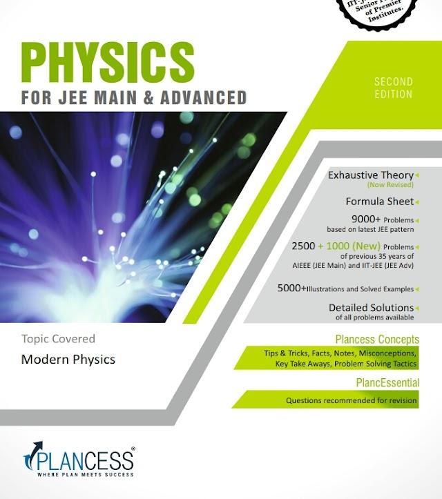 MODERN PHYSICS NOTE BY PLANCESS