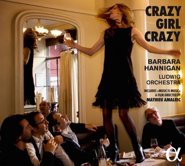 Barbara Hannigan Crazy Girl Crazy Masterworks Award 2018 finalist