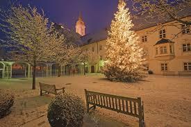 Pohon Natal Di Bavaria, Jerman