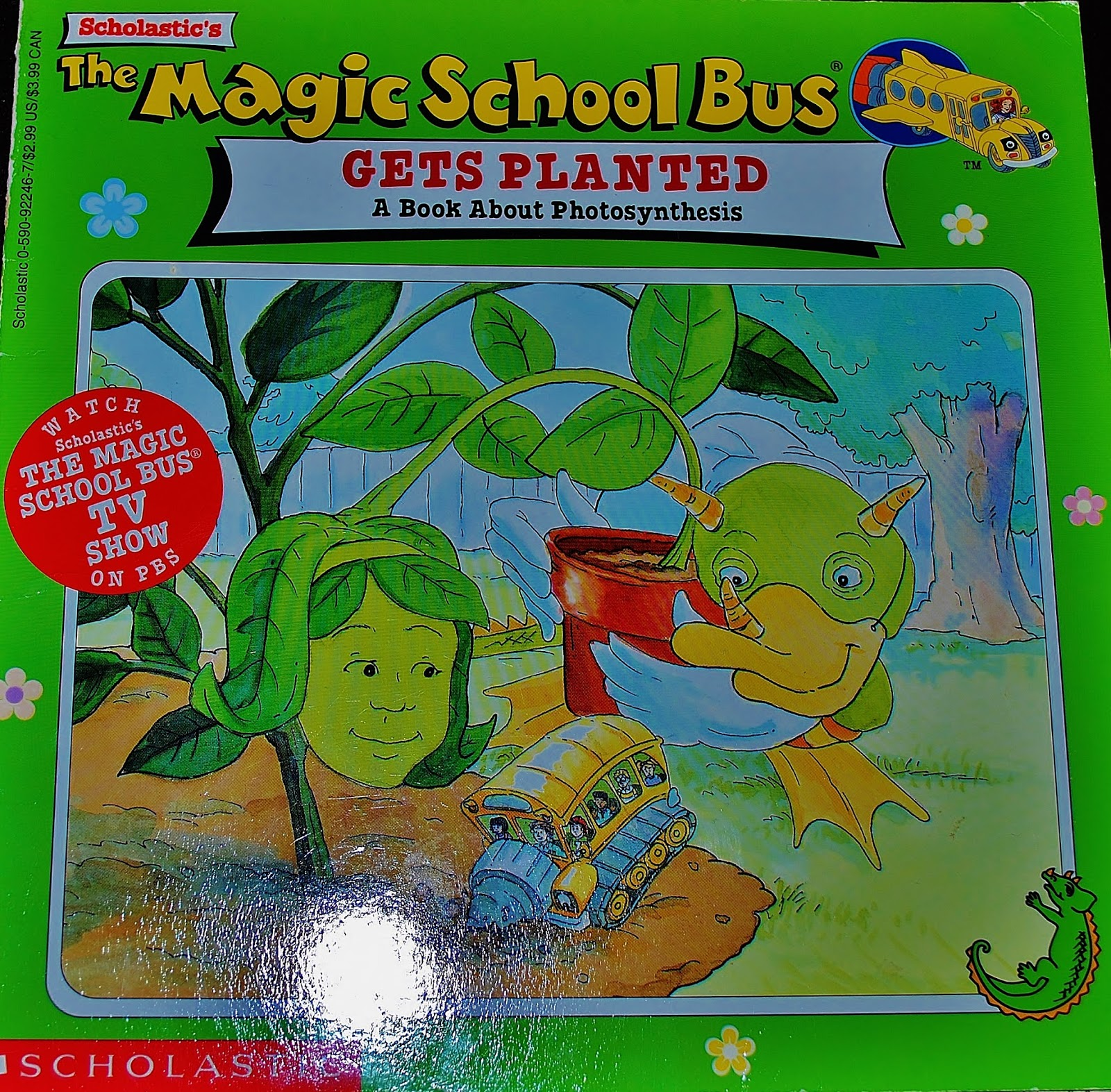 K C Trae Becker Magic School Bus