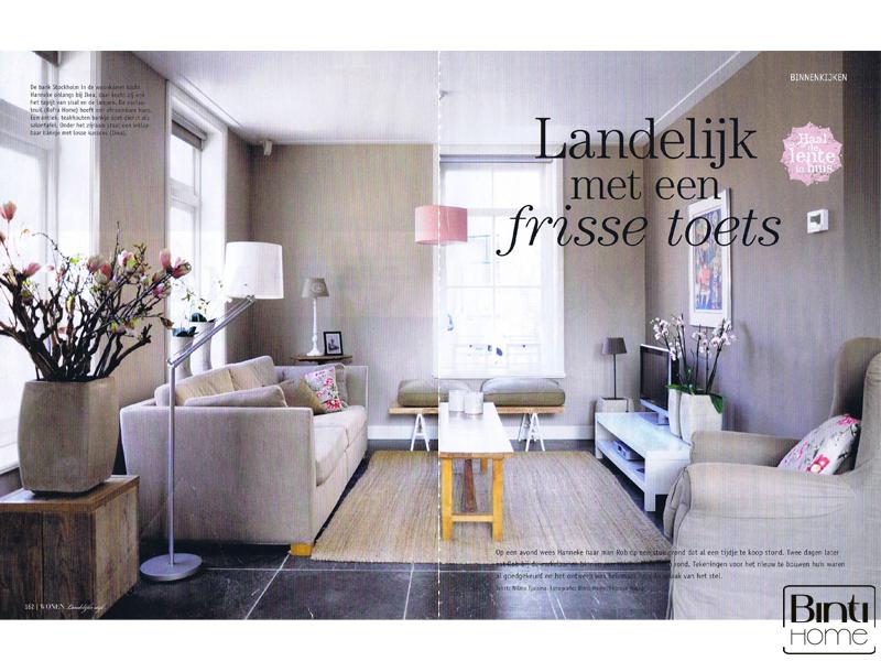 Emejing Woonideeën Woonkamer Landelijk Ideas - Modern Design Ideas ...