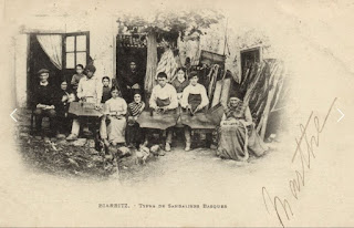 pays basque 1900