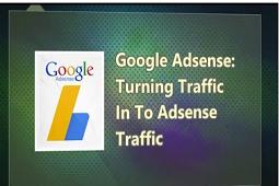 Turning Traffic in to Adsense Traffic