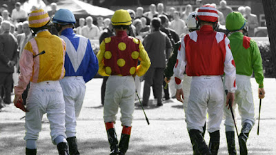 Jockey Silks at Great Yarmouth