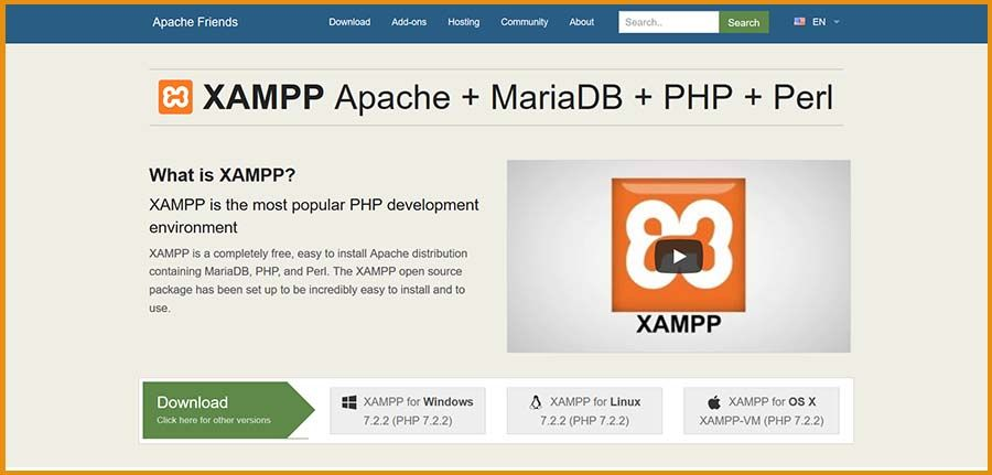 download-xampp