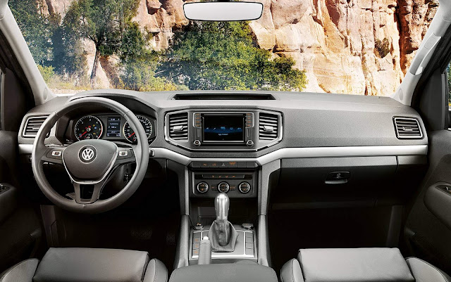 VW Amarok V6 2018 - Brasil