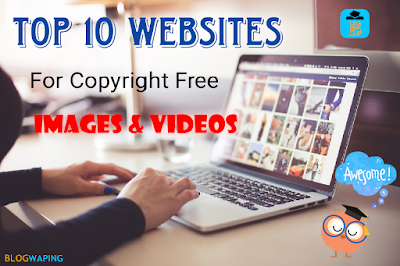 Top 10 Websites For Copyright Free Images