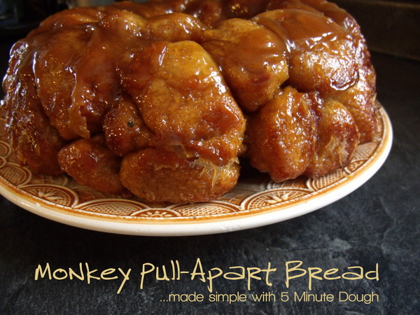 pull apart monkey bread recipe
