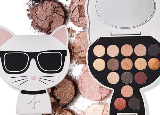 La colección de maquillaje de Karl Lagerfeld para ModelCo aterriza en Douglas