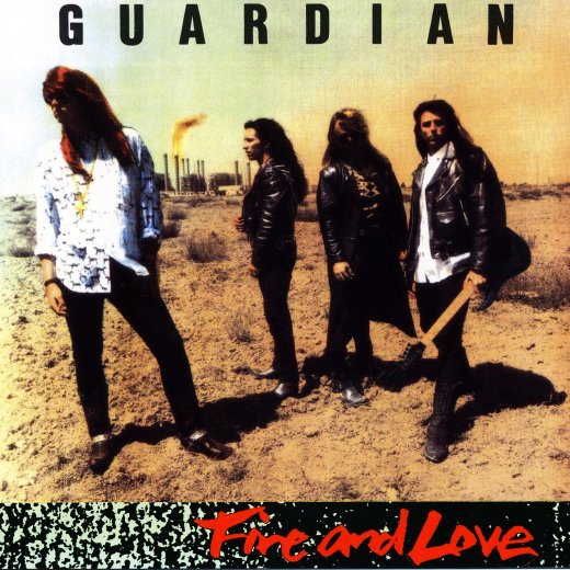 GUARDIAN - Fire And Love [RetroActive Legends Remastered +1] (2017) full