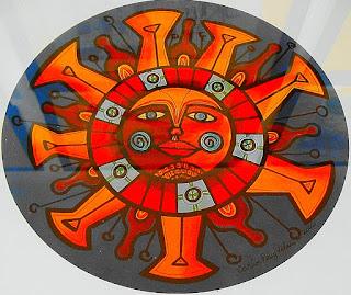 O Sol de Virgem, de Carlos Paez Vilaró