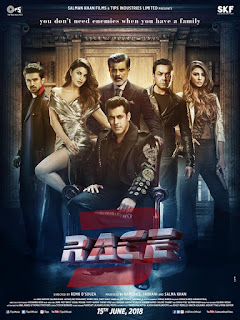 Race 3 First Look Poster 8