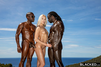 (West) Blacked – Angelika Grays Hot Wife Vacation 3