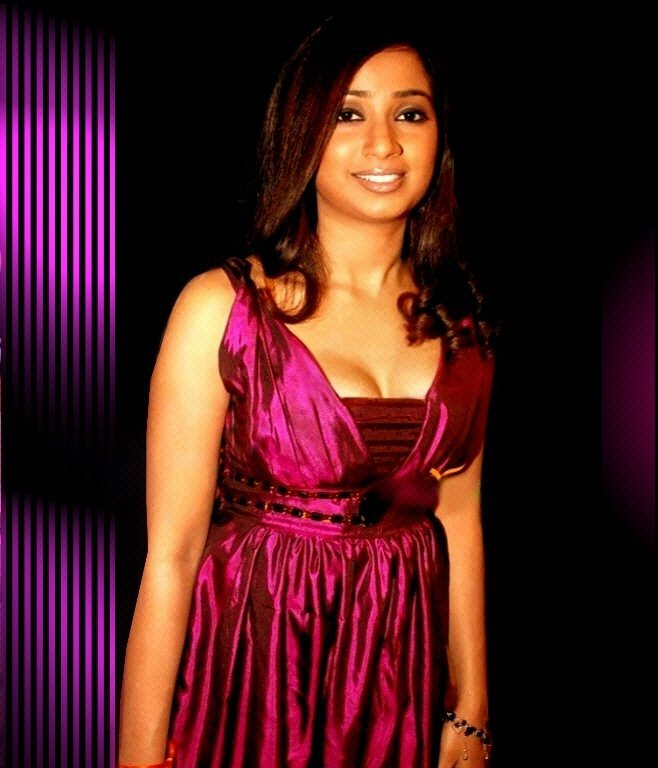 Bollywood Pics Pix4World Shreya Ghoshal Hot And Sexy Hd Wallpapers-2648