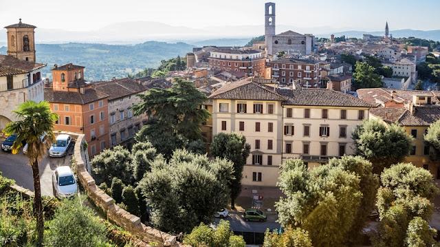 Onde ficar em Perugia