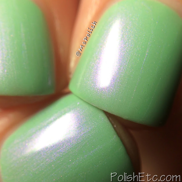 Takko Tuesday! - Matcha Latte - McPolish