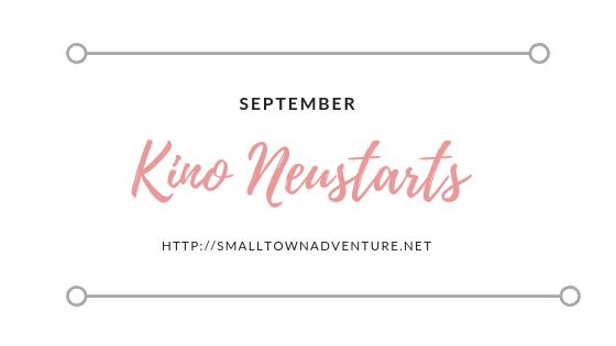 Kino Neustarts September, Neu im Kino, Comicverfilmungen, Venom, Filmblogger, Filme