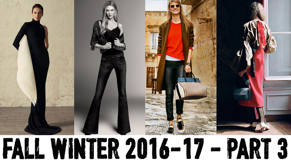 Eniwhere Fashion - Fall-Winter 2016-17 Campaigns