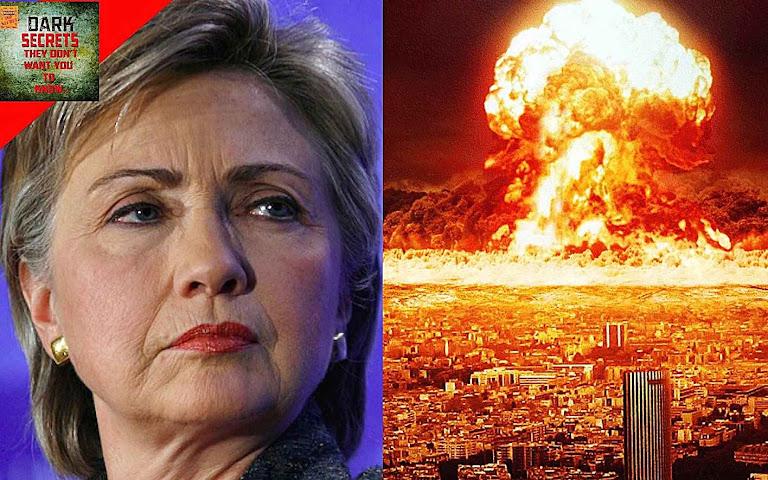 O Kremlin diz 'Trump ou a guerra' e acena com Hiroshima ou Nagasaki. Hillary Clinton tem um passado mole e entreguista face à Rússia. Por que é que sendo assim, o Kremlin prefere tanto a Trump?
