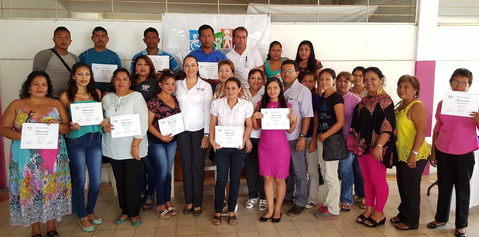 Talleres De Autoempleo Oportunidad Para Mujeres Tapachultecas