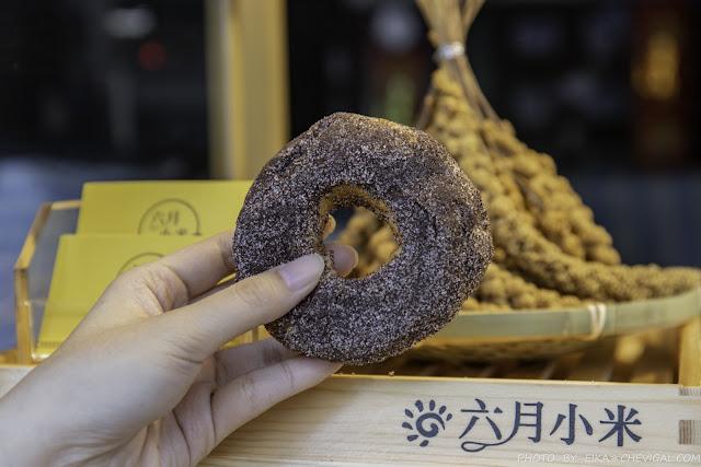MG 1961 - 熱血採訪│六月小米甜甜圈,市場內的清新小攤車,吃得到少見的鹹鹹圈,更有深夜限定的炙燒甜甜圈!