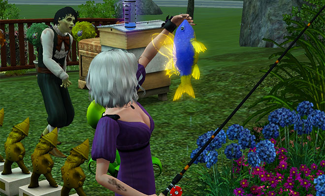 Download The Sims 3 MOD APK terbaru